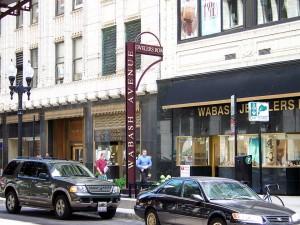 Wabash Avenue Jewelers Row