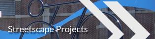 Streetscape Projects Portfolio