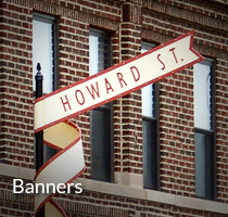 Streetscape Banners