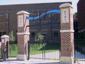 Evanston Highschool Gateway